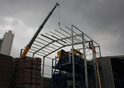 Metaalbouw - industrie - Oost-Vlaanderen
