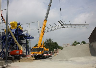 Bouw industrie - Franckaert - De Munck