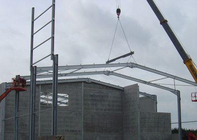Industriebouw Franckaert - DE Munck Oost-Vlaanderen
