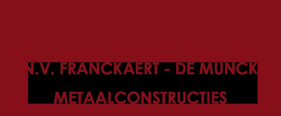 Metaalbouw Franckaert-De Munck