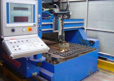 CNC snijmachine Oost-Vlaanderen - Franckaert - De Munck