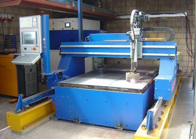 CNC snijmachine - plaatbewerking Oost-Vlaanderen