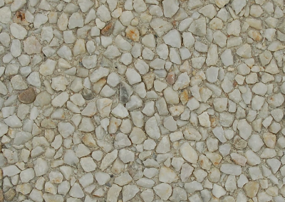 Bouw landbouwloodsen - Franckaert De Munck  - Oost-Vlaanderen - Silex beton grijs
