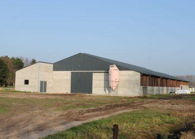 Stallenbouw Oost-Vlaanderen
