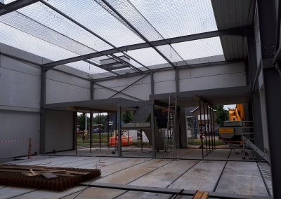 Industriebouw - Staalbouw - Oost-Vlaanderen