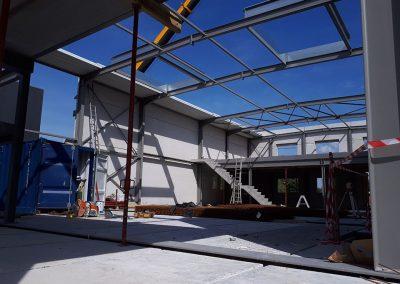 Industriebouw aannemer - bouw industrie - Franckaert - De Munck