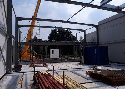 Industriebouw in staal - Zemst - Vlaams-Brabant