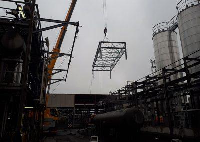 Montage staalconstructies op maat