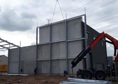 Staalbouw - Industriebouw Franckaert - De Munck
