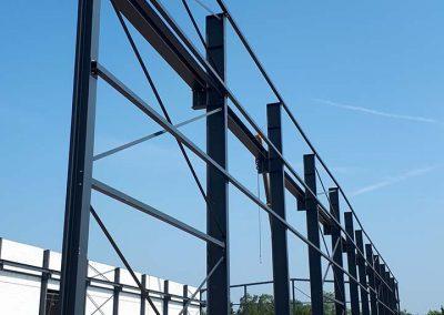 Oost-Vlaanderen - Staalbouw